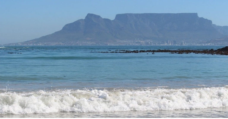 Swimming lessons for adults in Cape Town